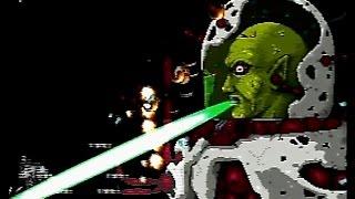 Robotech Macross Shooting Game デザエモンでマクロスSTG作った Stage 4,5,6