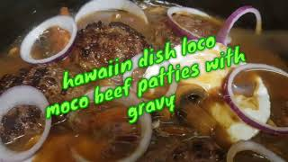 LOCO MOCCO HAWAIIN DISH+ GIVING IS CARING😍😘❤