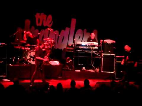 The Stranglers Auckland Powerstation 13 Apr 16
