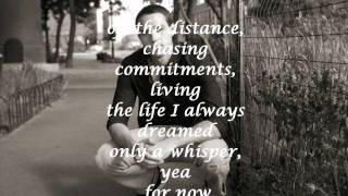 Chasing Dreams- Collin McLoughlin Lyrics
