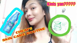 CHEAP AND EASY SKIN CARE ROUTINE USING TWO PRODUCTS ONLY Meiko Montefalco