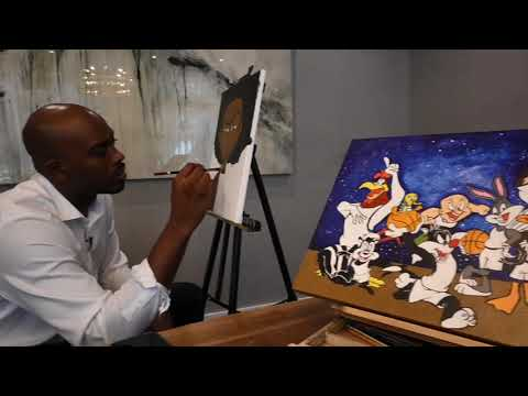 South-Florida-Artist-Celebrates-Black-History-Month-Through-Painting-02262021