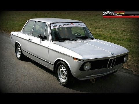 1975 Bmw 1602 Coupe Rally Car With Fia Htp For Sale Youtube