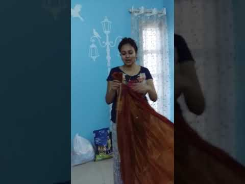 Iyengar Madisar In Six Yards Saree