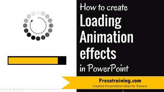 Comment Créer de l'Animation de Chargement Effets dans PowerPoint