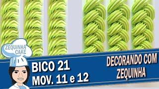 Bico 21 - Mov.11 e 12 - Conhecendo os Bicos com Zequinha thumbnail
