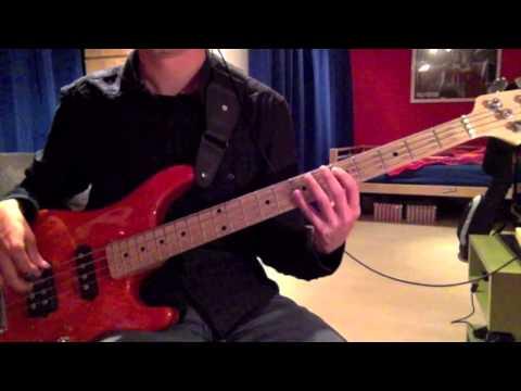 Gil Scott Heron - The Bottle (Bass Cover)