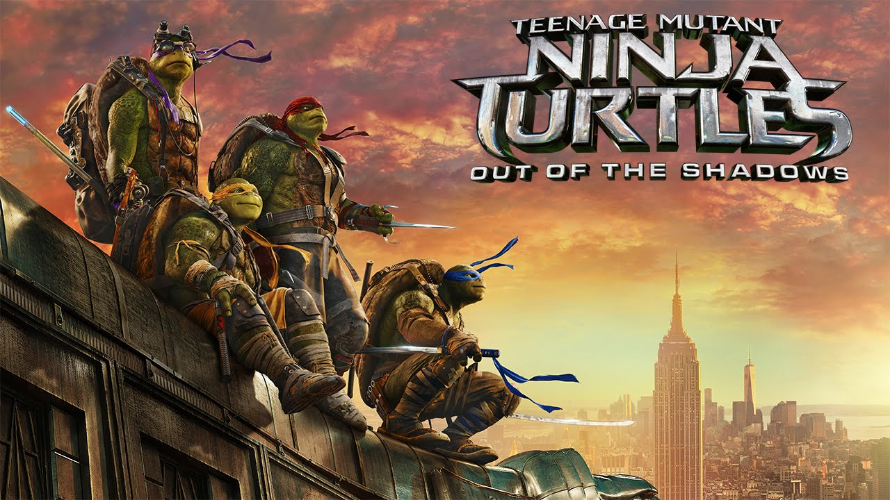 Image result for Teenage Mutant Ninja Turtles: Out of the Shadows
