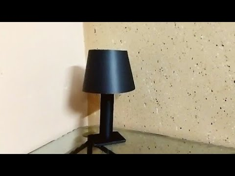 {LAMP} tutorial for lamp | How to make DIY night lamp