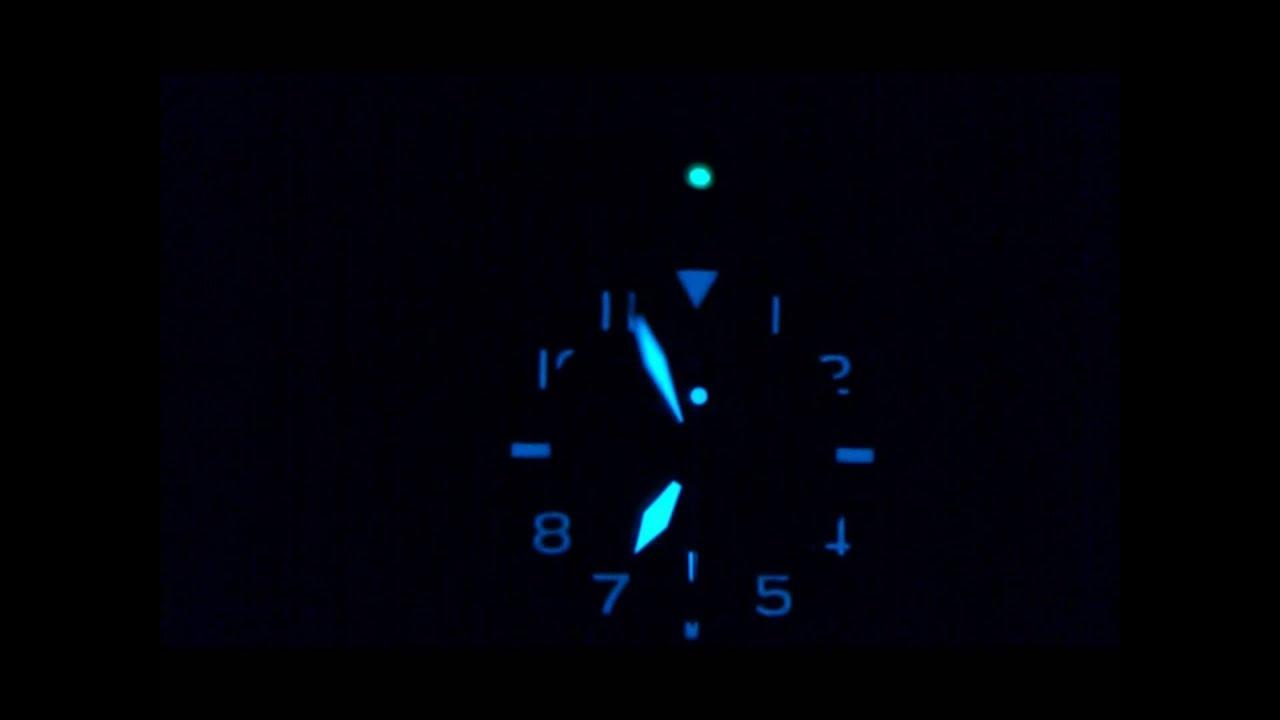 illuminate CITIZEN Eco Drive Promaster BL5251 (night vision)