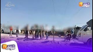 ترمضينة خايبة في سوق عشوائي بالشلالات وهاشنو وقع قبل لفطور