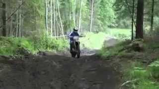 Scale MX 400 Off Road RC Motorcycle 3