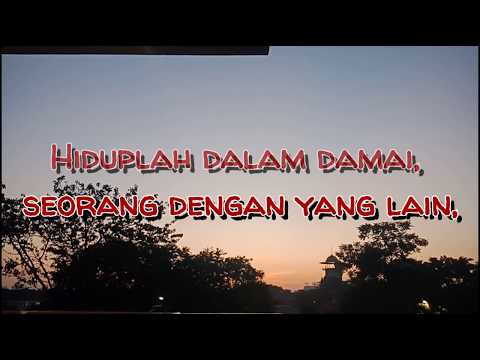 Bersukacitalah Selalu (Salam Damai) - Cover Muse Video Lirik