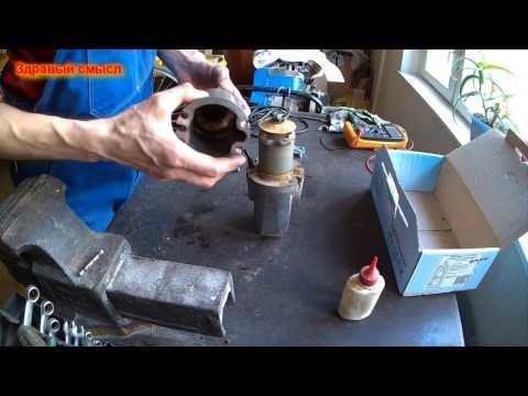 Насос ручеек ремонт своими руками видео