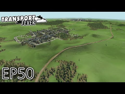 Transport Fever Gameplay | HUGE OIL LINE COMPLETE! | The Great Lakes | S2 - Episode 50
