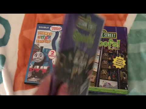 Double Feature DVD Opening #4 Part 2