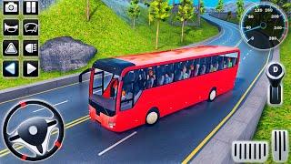 Euro Coach Bus Simulator #2 - Real City Bus Driving - Android GamePlay screenshot 2