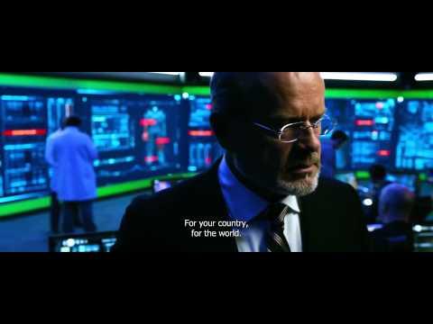 Transformers 4: Age of Extinction - Optimus Prime vs Galvatron Scene HD