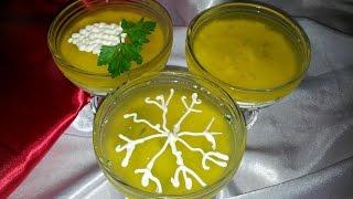 Салат на Новый год. Заливной салат-закуска с грибами. Холодная закуска