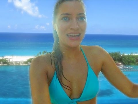 Advise ijustine in bikini what