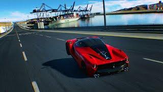 Ferrari La Ferrari Wheelie!!!