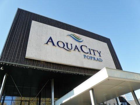 10. Hotel Aquacity Mountain View w Popradzie - Słowacja