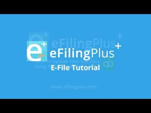 How To E-file 1099-MISC With Quickbooks Online Plus