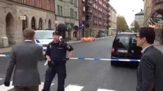Rånarjakt i Stockholm