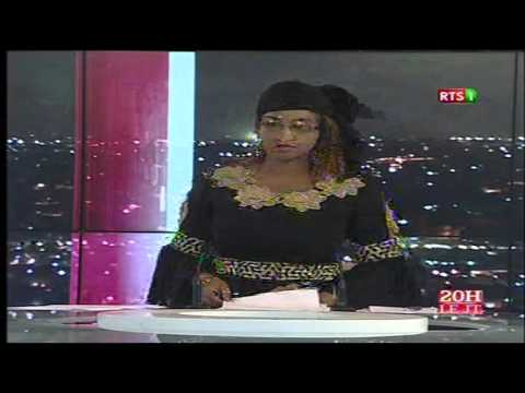 Journal Télévisé 20H de la RTS1 du vendredi 18 mars 2016