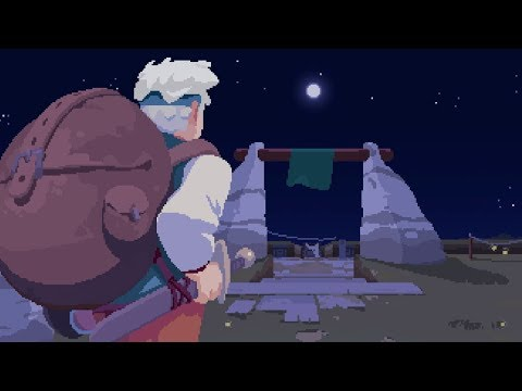 This game is very epic-Moonlighter  