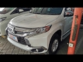 In Depth Tour All New Pajero Sport Exceed AT (2016) - Indonesia