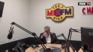 Артемий Троицкий в студии радио MIXFM 102.7 #MIXTV