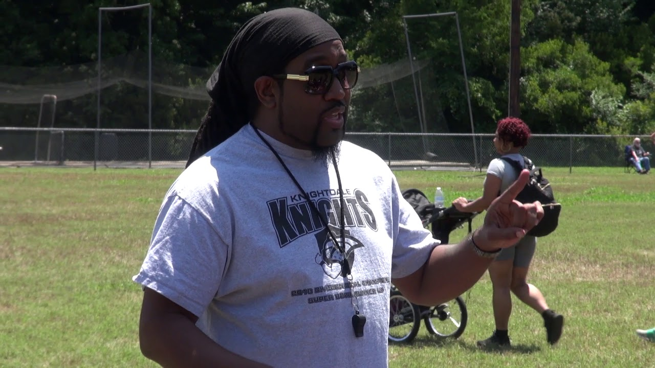 Knightdale Knights Youth Football Camp 2019