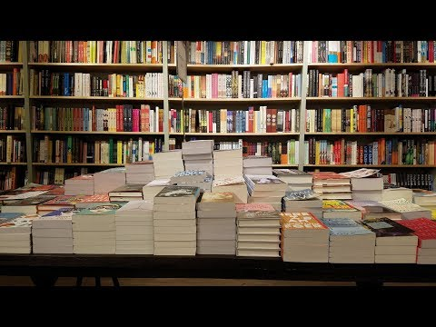 New York Bookstores Ep.4 | BOOK CULTURE