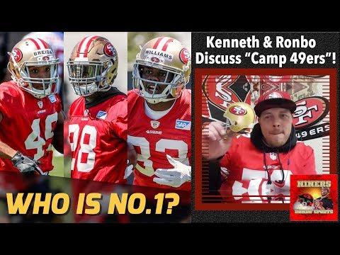 49ers Carlos Hyde vs Joe Williams. What About Tim Hightower, Matt Breida & Kapri Bibbs?