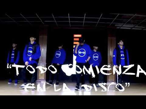 TODO COMIENZA LA DISCO BY WISIN Y YANDEL-Coreografía Jesus Nuñez - REGGAETON/JL S2DO