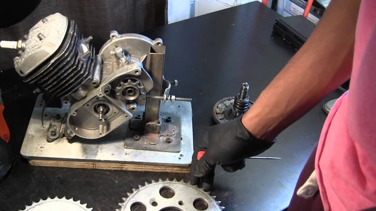 How To Calculate Gear Ratio >> Choosing Rear Sprocket and Gear Ratio Calculations - YouTube