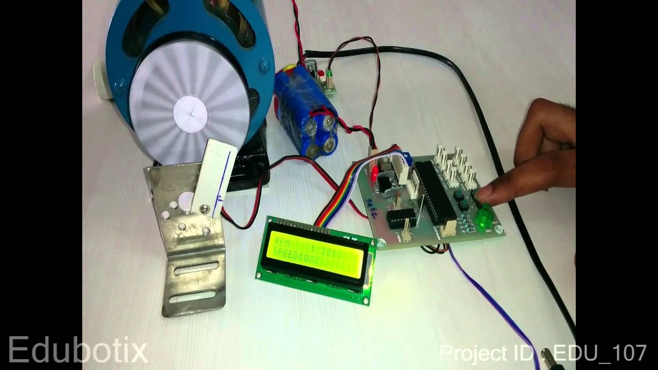 Induction Motor Speed Control Using Ac Pwm Youtube