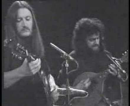 Planxty on late late show