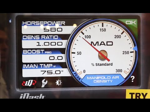SEMA 2015: The Banks Power iDash is About to Change How You Measure Performance
