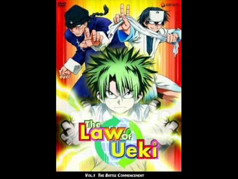 The Law of Ueki -  2nd Ending (Full)