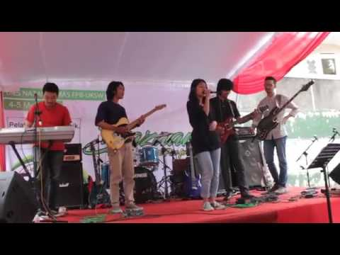 Boyolali rock festival 2017. Draco volans. Salatiga
