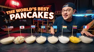 Around the World in 8 Pancakes