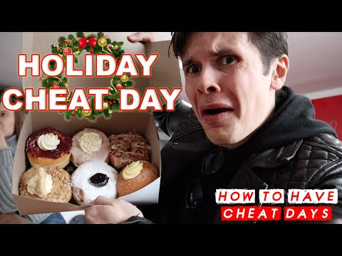 Holiday CHEAT DAY | How To Have Cheat Days & Cheat Meals While Losing Weight