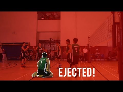 I GOT EJECTED FROM THE GAME!!! - AMIEL DEL ROSARIO
