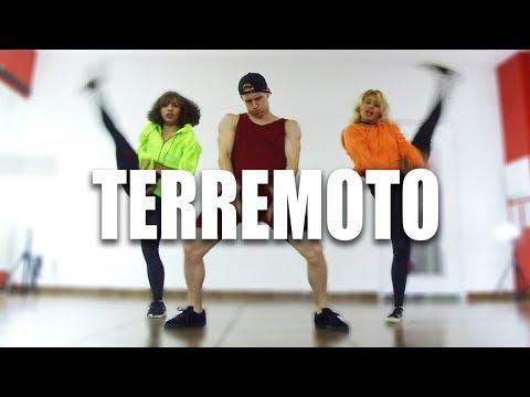 TERREMOTO - Anitta & Kevinho I Coreógrafo Tiago Montalti