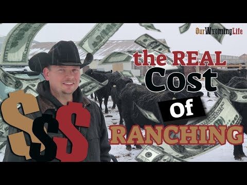The Cost Of Ranching