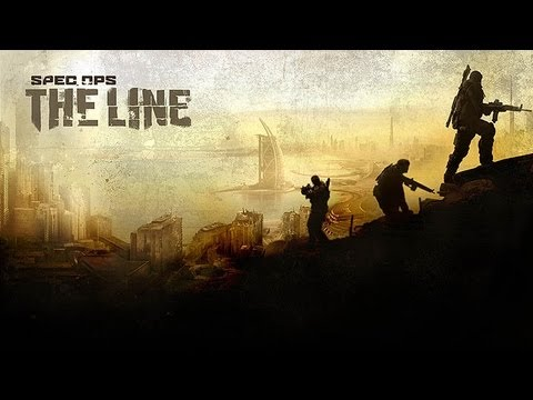 Прохождение игры Spec Ops The Line