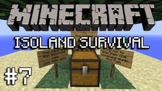 Minecraft: Isoland - Bölüm 7