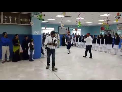 Cricketer Azharuddin in IIS Dammam, Saudi Arabia. - YouTube